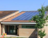 fotovoltaico su scuola