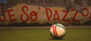 """Campetto di calcio popolare ex OPG """"je so pazzo"""""""